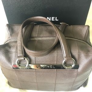 Chanel bowler bag